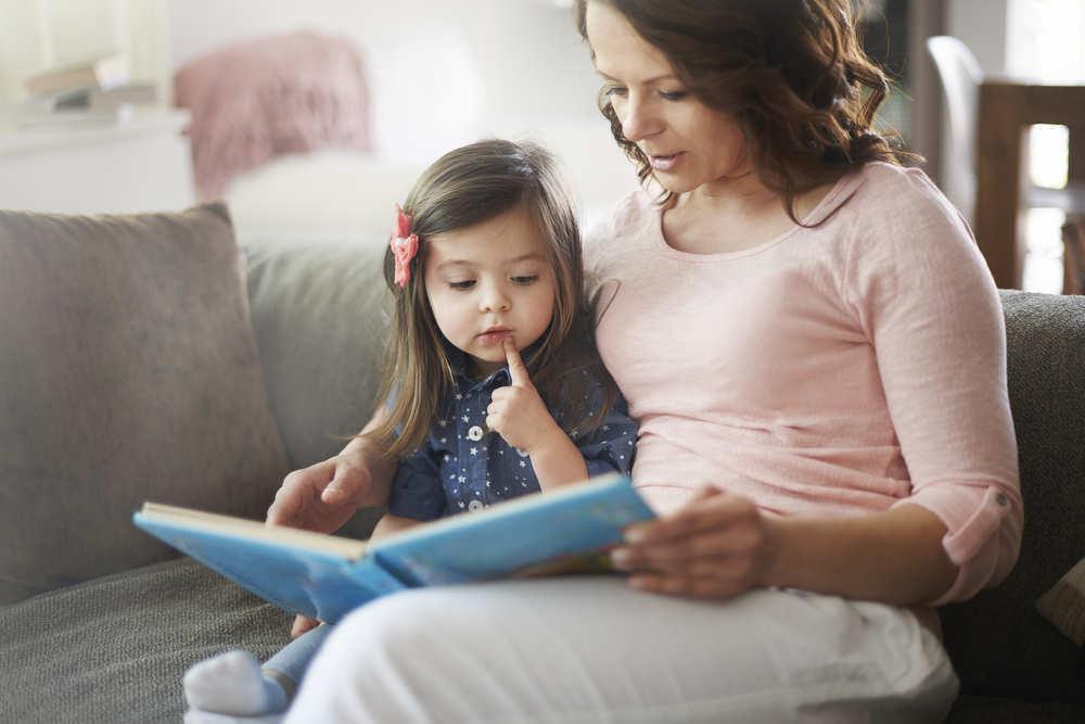 La importancia de la lectura para la educación de nuestros hijos