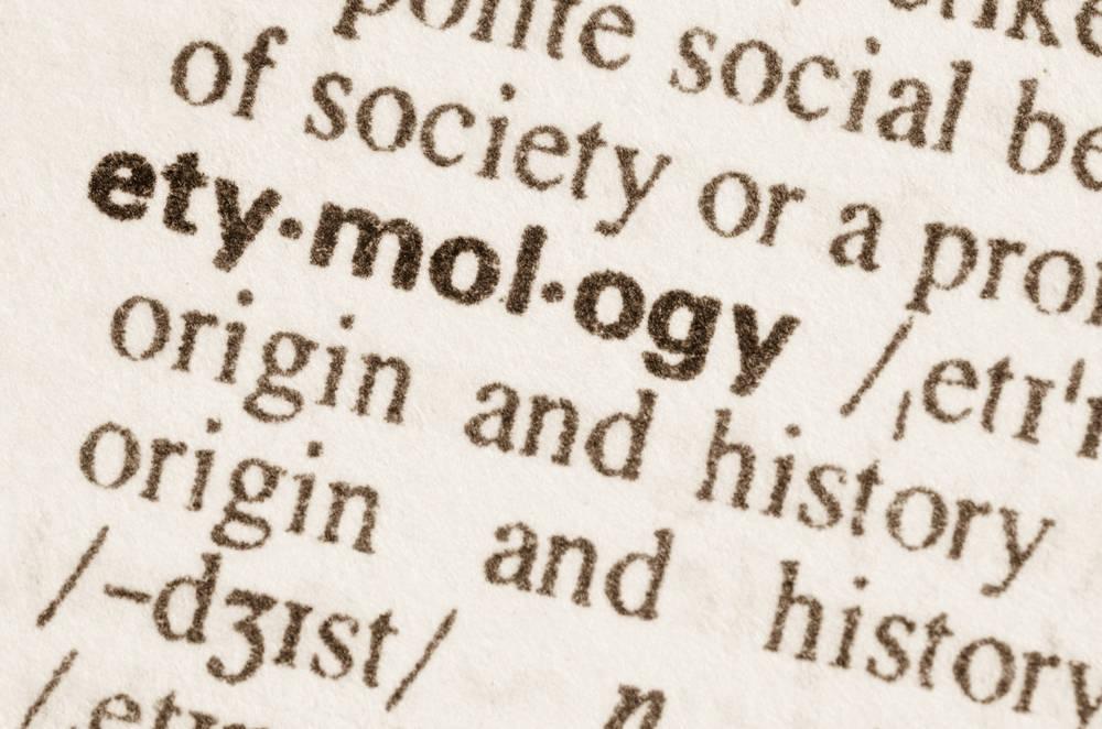 Etimología de palabras relacionadas con la gastronomía
